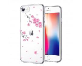 Husa Premium Spate Esr Mania iPhone 7 / 8 / SE 2 ( 2020 ), Cherry Blossom