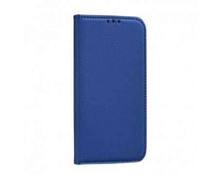 Husa Flip Cover Upzz Smart Case Pentru Samsung Galaxy A21s, Albastru
