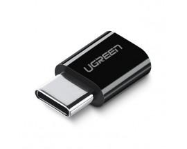 Adaptor Ugreen Micro Usb La Type C Negru