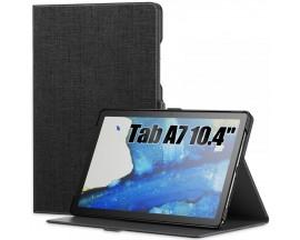 Husa Tableta Upzz Infiland Classic Pentru Samsung Galaxy Tab A7 10,4inch , T500 / T505, Negru