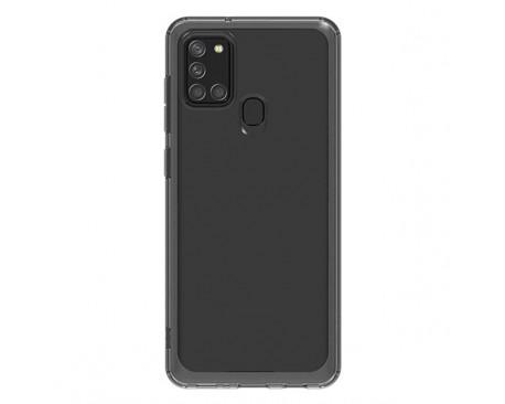 Husa Spate Araree Samsung Pentru Samsung Galaxy A21s, Negru