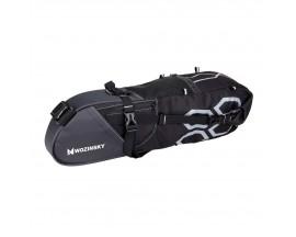 Geanta Bicicleta Wozinsky Pentru Sa Negru 12L
