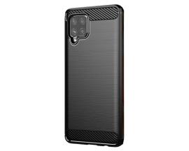 Husa Spate Upzz Carbon Pro Samsung Galaxy A42 5G, Negru