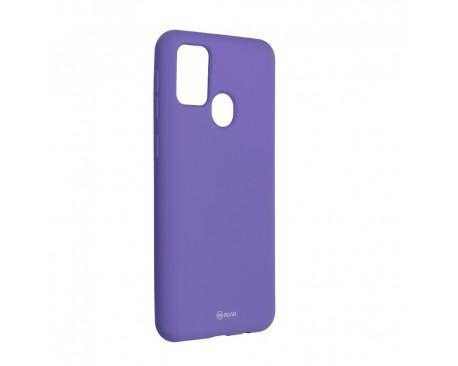 Husa Spate Silicon Roar Jelly Samsung Galaxy M21 - Mov
