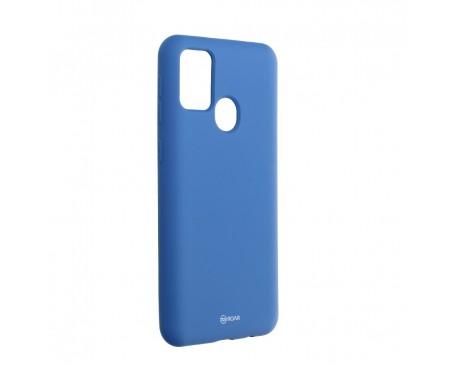 Husa Spate Silicon Roar Jelly Samsung Galaxy M21 - Navy Blue