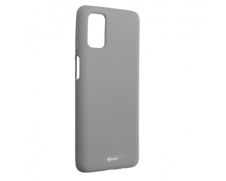 Husa Spate Silicon Roar Jelly Samsung Galaxy M31s - Gri