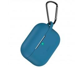 Husa Protectie Esr Bounce Compatibila Cu Airpods Pro - Albastru