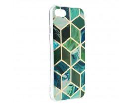 Husa Upzz Silicone Marble Cosmo Compatibila Cu iPhone 7 / 8 / SE 2, Model 8