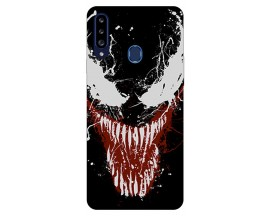 Husa Silicon Soft Upzz Print Samsung Galaxy A20s Model Monster