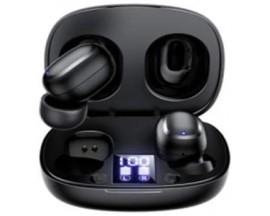 Casti Wireless Joyroom Tws Cu Carcasa Cu Baterie Externa de 1800mAh - JR-TL2