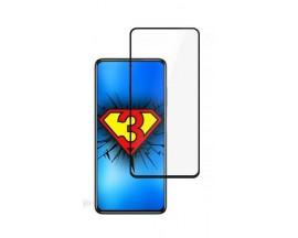 Folie Sticla Premium 3Mk Max Lite Xiaomi Poco X3 Nfc Transparenta Cu Margine Neagra