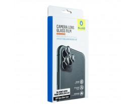 Protectie Premium Mr. Monkey Pentru Camera Din Aluminiu Si Sticla Securizata iPhone 12 Pro Max - Negru