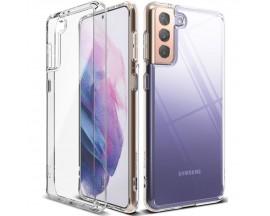 Husa Premium Ringke Fusion  Samsung Galaxy S21+ Plus,  Transparenta
