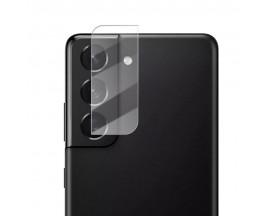 Folie Sticla Nano Glass Pentru Camera Mocolo Samsung Galaxy S21, Transparenta