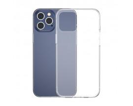 Husa Slim Baseus Simple Pentru iPhone 12 Mini, Transparenta, Silicon