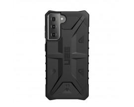 Husa Premium Urban Armor Gear Pathfinder Pentru Samsung Galaxy S21, Negru