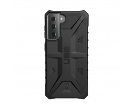 Husa Premium Urban Armor Gear Pathfinder Pentru Samsung Galaxy S21 Plus, Negru