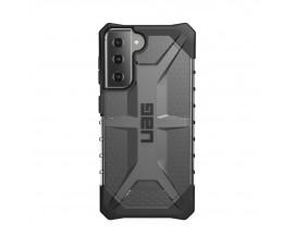 Husa Premium Urban Armor Gear Plasma Pentru Samsung Galaxy S21, Negru Transparent