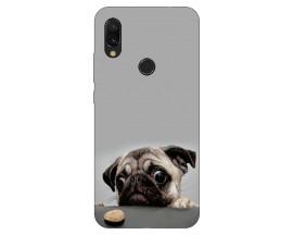 Husa Silicon Soft Upzz Print Xiaomi Redmi 7 Model Dog