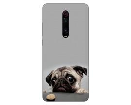 Husa Silicon Soft Upzz Print Xiaomi Redmi 9T Model Dog
