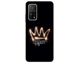 Husa Silicon Soft Upzz Print Xiaomi Mi 10T / Mi 10T Pro Model Queen