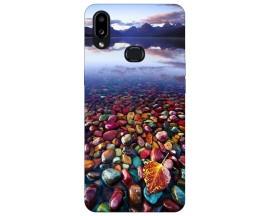 Husa Silicon Soft Upzz Print Compatibila Cu Samsung Galaxy A10s Model Leaf