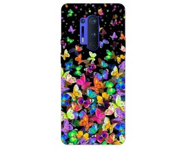 Husa Silicon Soft Upzz Print Compatibila Cu OnePlus 8 Pro Model Colorature