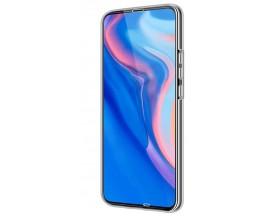 Husa 360 Grade Full Cover Upzz Case Pentru Huawei P Smart Z, Transparenta