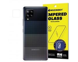 Folie Nano Glass Pentru Camera Wozinsky Pentru Samsung Galaxy A42 5G, Transparenta
