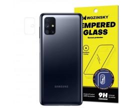 Folie Nano Glass Pentru Camera Wozinsky Pentru Samsung Galaxy M51, Transparenta