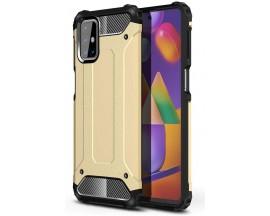 Husa Upzz Armor Compatibila Cu Samsung Galaxy M31s  Gold