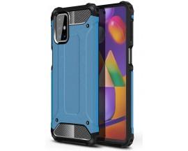 Husa Upzz Armor Compatibila Cu Samsung Galaxy M31s  Albastru