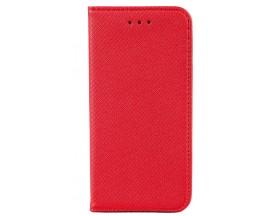 Husa Flip Carte Upzz Smart Compatibila Cu Samsung Galaxy A12, Rosu