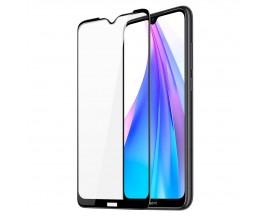 Folie Sticla Securizata DuxDucis Compatibila Cu Xiaomi Redmi Note 8T, Full Glue - Case Friendly