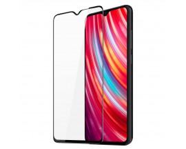 Folie Sticla Securizata DuxDucis Compatibila Cu Xiaomi Redmi Note 8 Pro, Full Glue - Case Friendly