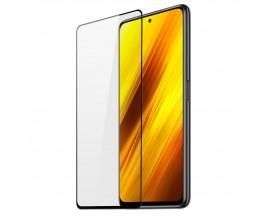 Folie Sticla Securizata DuxDucis Compatibila Cu Xiaomi Poco M3, Full Glue - Case Friendly
