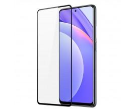 Folie Sticla Securizata DuxDucis Compatibila Cu Xiaomi Mi 10 Lite, Full Glue - Case Friendly