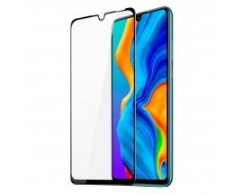 Folie Sticla Securizata DuxDucis Compatibila Cu Huawei P30 Lite, Full Glue - Case Friendly