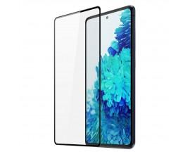 Folie Sticla Securizata DuxDucis Compatibila Cu Samsung Galaxy S20 Fe, Full Glue - Case Friendly