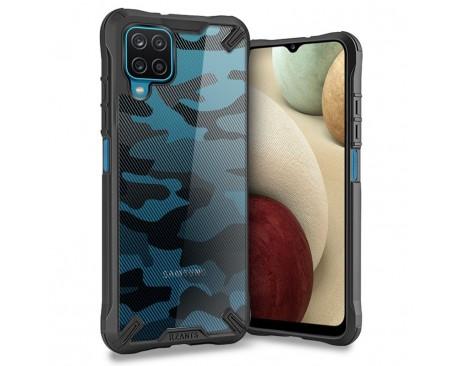 Husa Upzz Tech Rzants Compatibila Cu Samsung Galaxy A12, Moro