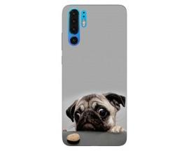Husa Silicon Soft Upzz Print Compatibila Cu Huawei P30 Pro Model Dog