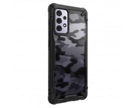 Husa Premium Ringke Fusion X Pentru Samsung Galaxy A72 5g, Camo