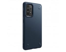 Husa Premium Ringke Onyx Pentru Samsung Galaxy A52 5G, Navy Albastru