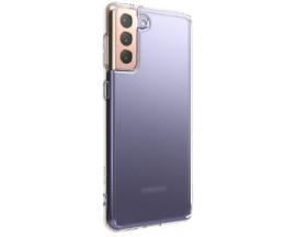 Husa Premium Ringke Fusion Pc  Pentru  Samsung Galaxy S21,Transparenta Matte