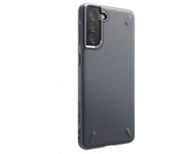 Husa Premium Ringke Onyx Pentru Samsung Galaxy S21+ Plus, Gri