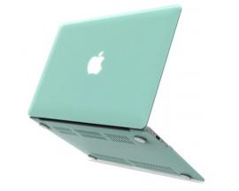 Husa Carcasa Upzz Smartshell Compatibila Cu Macbook Air 13inch 2012 - 2017, Verde Menta