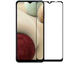 Folie Protectie Ecran Hybrid Upzz Ceramic Full Glue Pentru Samsung A72 5G, Transparenta Cu Margine Neagra