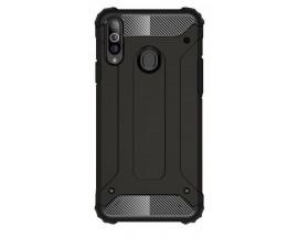Husa Armor Upzz Compatibila Cu Samsung Galaxy A20s, Anti-shock Negru