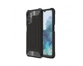 Husa Armor Upzz Compatibila Cu Samsung Galaxy A32 5G, Anti-shock Negru