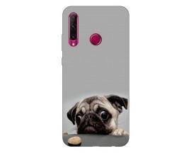 Husa Silicon Soft Upzz Print Compatibila Cu Huawei Y6P Model Dog